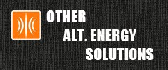Other Alternative Energy Solutions